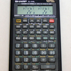 Calculator stiintific Sharp EL-546L(304) - Calculator Birou