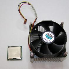 Core 2 Duo 2GHz 2M cache LGA775 cu cooler Cooler Master(82)