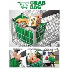 Set 2 sacose pentru cumparaturi Grab Bag - Parghie antrenare stergator parbriz