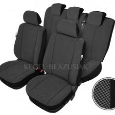 Set huse scaune auto Scotland pentru Daewoo Matiz Fata + Spate - Husa Auto