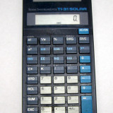 Calculator stiintific Texas Instruments TI-31 solar(671)