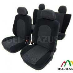 Set huse scaune auto Atlantic pentru Volkswagen Bora - Husa scaun auto KEGEL-BLAZUSIAK