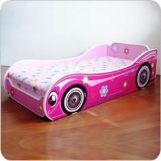 Pat copii Elegance - Pat tematic pentru copii Altele, Altele, Alte dimensiuni, Roz