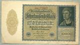 A 535 BANCNOTA-GERMANIA-10000 MARK-ANUL 1922-SERIA 280440-starea care se vede