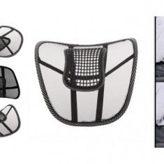 Set 2 perne suport lombar pentru scaun - Perna