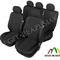 Set huse scaune auto Black Sea pentru Seat Altea - Husa scaun auto