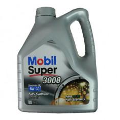 Ulei motor Mobil 1 Mobil Super 3000 FE 5W30 4 litri