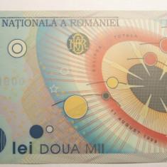 2000 lei 1999 - Bancnota romaneasca