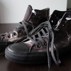 Converse Chuck Taylor All Star II Marble - Tenisi / Adidasi - Adidasi barbati Converse, Marime: 38, Culoare: Negru