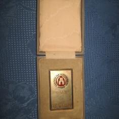 Medalie argint veche interbelica- Comitetul de sarbatorire, orasul Grado Italia.