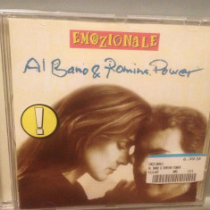 AL BANO & ROMINA POWER - EMOZIONALE(1995/WARNER/GERMANY)-CD NOU/Sigilat/Original - Muzica Pop