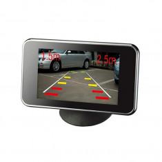 Display TFT 3 pentru camera video auto mers inapoi, marsarier - Camera mers inapoi