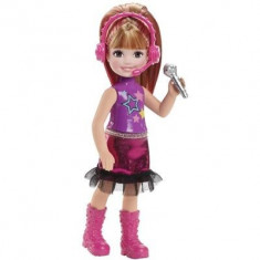 Papusa Mattel Barbie Chelsea Rock & Royals Doll Princess Chelsea, 2-4 ani