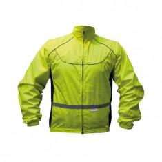Jacheta reflectorizanta XL-size Sport cu gluga - Jacheta de lucru