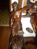 justitia,bronz mare,peste 30 kg
