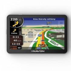 "SISTEM DE NAVIGATIE GPS 5"" NAVON NAVN670PFI8RO, 5 inch, Toata Europa"