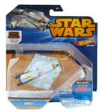 Jucarie Hot Wheels Star Wars Starship Rebels Ghost Vehicle, Hot Wheels