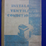 Instalatii de ventilare si conditionare - I. Ilie / R6P1S