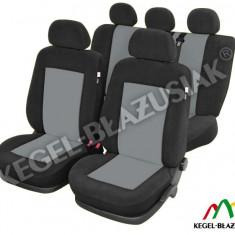 Set huse scaune auto Kronos pentru Seat Leon - Husa scaun auto KEGEL-BLAZUSIAK