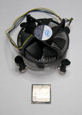 Procesor P4 2.66 GHz socket 478 cu cooler(62) foto