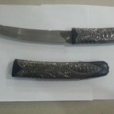 Cutit cu teaca (sabie) - 109 lei - Briceag/Cutit vanatoare