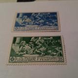 Italia 1930 ferrucci/ 2v. MH/ 19 Euro, Nestampilat