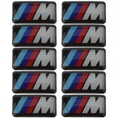 Emblema M pentru volan, jante BMW - Capace janta