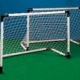 Set porti de fotbal cu minge pentru copii Mini