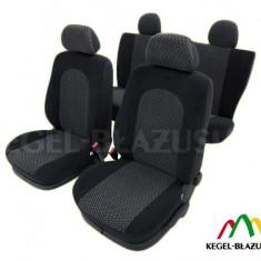 Set huse scaune auto Atlantic pentru Seat Leon - Husa scaun auto KEGEL-BLAZUSIAK