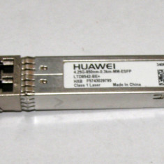 HUAWEI 4.25G-850NM-0.3KM-MM-ESFP LTD8542-BE+ HXB transceiver(562) - Media convertor