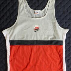 Tricou Nike Made in USA; marime XL: 56 cm bust, 67 cm lungime - Tricou barbati, Culoare: Din imagine, Maneca scurta
