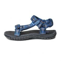 Sandale pentru copii Hurricane 3 Mosaic Blue/Grey (TVA-110204-MBGY) - Sandale copii, Marime: 22, 23, 32, Culoare: Albastru, Baieti, Textil