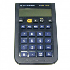 TEXAS INSTRUMENTS CALCULATOR BIROU TI-EC3+ 10 DIGITI(322)