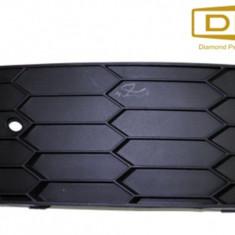 Grila bara fata Skoda Octavia 3 RS grila spoiler partea stanga 5E0807681B