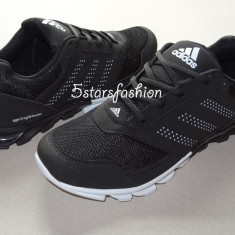 Adidasi Adidas SpringBlade TechFit - Adidasi barbati, Marime: 42, Culoare: Din imagine, Textil