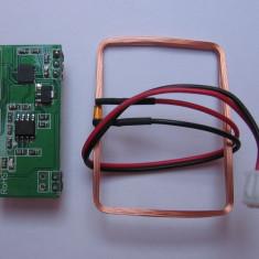 Modul RFID 125KHz RDM6300 cititor cartele proximitate - Senzor