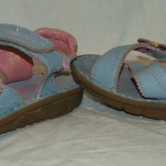 Sandale copii ELEFANTEN - nr 31, Culoare: Din imagine, Fete, Piele naturala