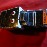 Masinuta miniatura - Ambulanta - marca Majorette Franta , metal , L= 8 cm