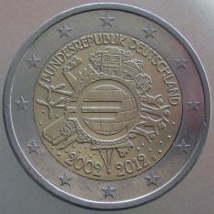 GERMANIA KM#306 - 2 Euro 2012