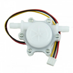 Senzor vana solenoid apa debitmetru water flow cafea tonomat arduino stm pic