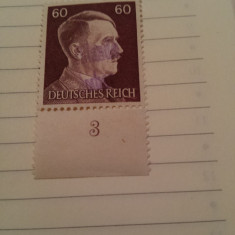 germania/meissen/zona rusa 1945/60 pf cu vigneta/ val. MNH
