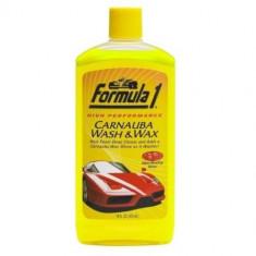Sampon auto Formula 1, cu ceara, 473 ml - Ceara Auto