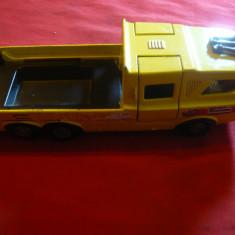 Masinuta- K7 Racing Car Transporter 1972 ,metalica ,Matchbox Lesney Anglia