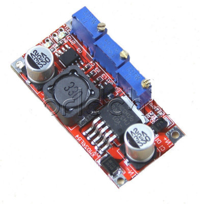 sursa regulator DC-DC LM2596 Step-down adjustabila LED 3-35v 3A 3 reglaje foto