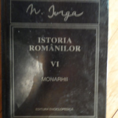 Istoria Romanilor Vol. 4 - N. Iorga, 531746 - Istorie