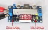 Sursa in comutatie StepUP DC DC-DC 3~35V to 3.5~35V 6A maxim LTC1871 + Voltmetru