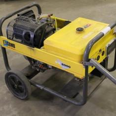 Generator curent SDMO DX 6000 diesel cu pornire la cheie