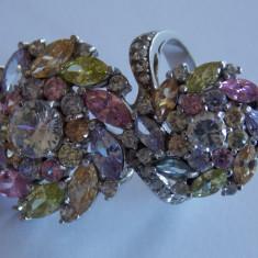 Inel de argint cu zirconii -144 - Inel argint, 57 - 67