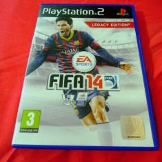 Fifa 14, PS2, original, alte sute de jocuri! - Jocuri PS2 Ea Sports, Sporturi, 3+, Multiplayer