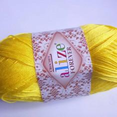 Alize Forever 110 - Fir tricotat si crosetat